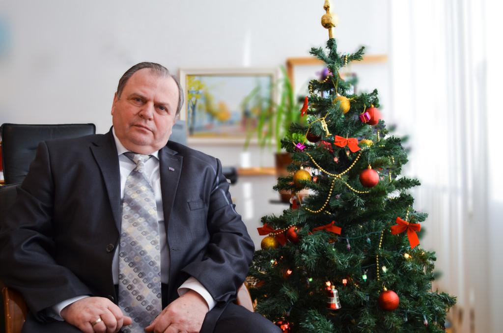 Ректор Далевского университета Рябичев В.Д.
