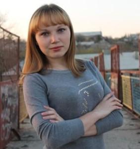 студентка факультета электротехнических систем Луганского государственного университета имени В. Даля Лавреченко Анна