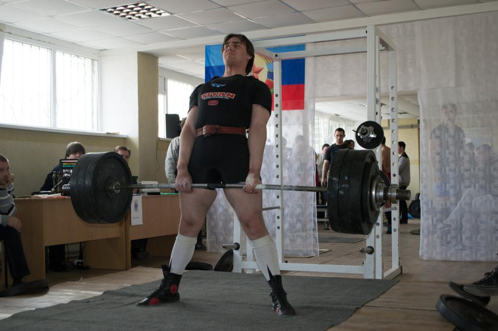 Дмитрий Булгаков. Первенство ЛНР 2015 года.