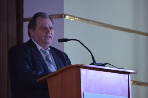 Выступление Ректора Далевского университета Рябичева В.Д.