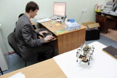 «Разработка и исследование механической мобильной системы с микропроцессорным управлением»